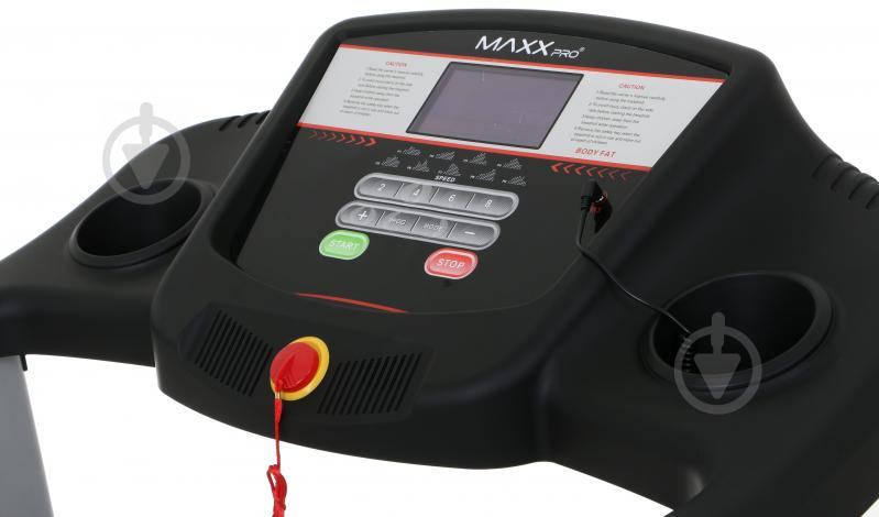 Бігова доріжка MaxxPro Motorized Treadmills (340N) - фото 5