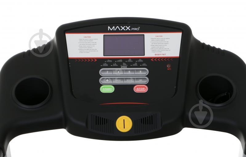 Бігова доріжка MaxxPro Motorized Treadmills (340N) - фото 7