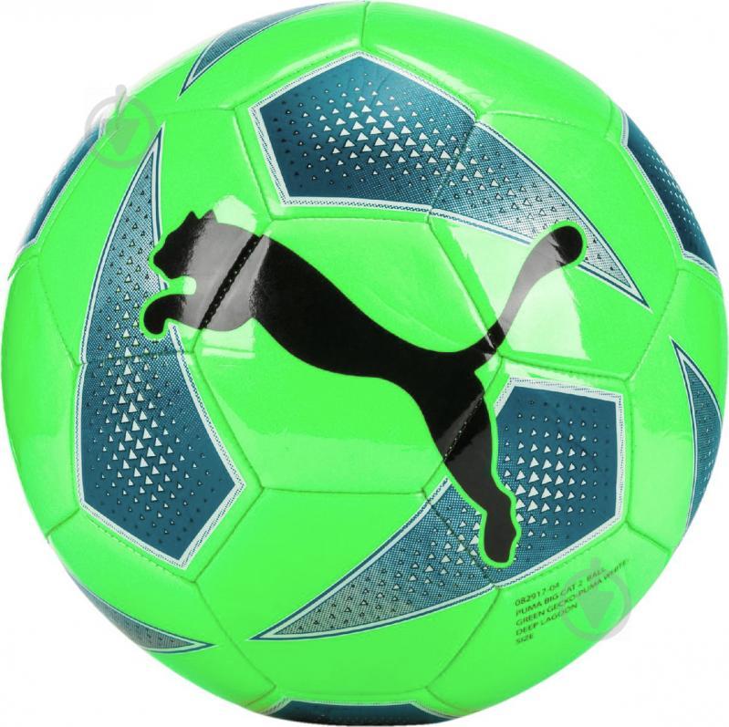 Футбольный мяч Puma 08291708 Puma Big Cat 2 р. 4 8291708 - фото 1