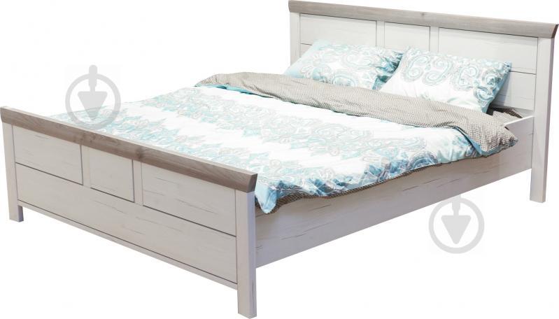 Ліжко Софро Осло (20) 160x200 см піно ауреліо/мадагаскар - фото 1
