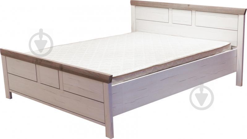 Ліжко Софро Осло (20) 160x200 см піно ауреліо/мадагаскар - фото 2