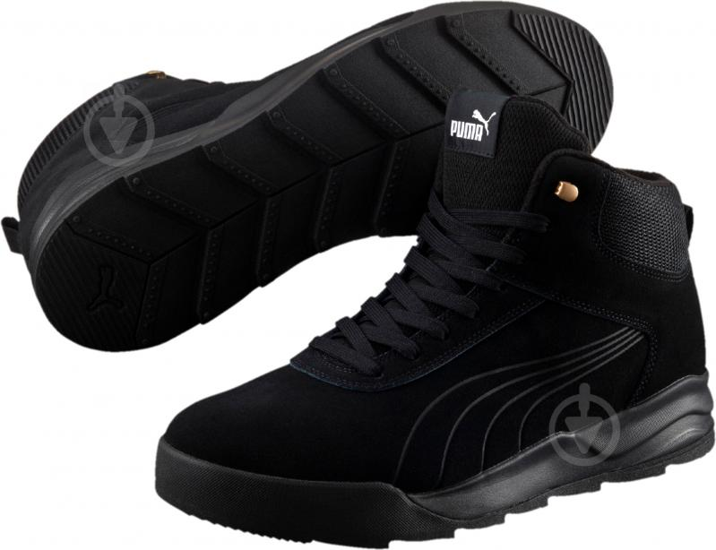 Кроссовки Puma 36122002 р. 10,5 черный - фото 1