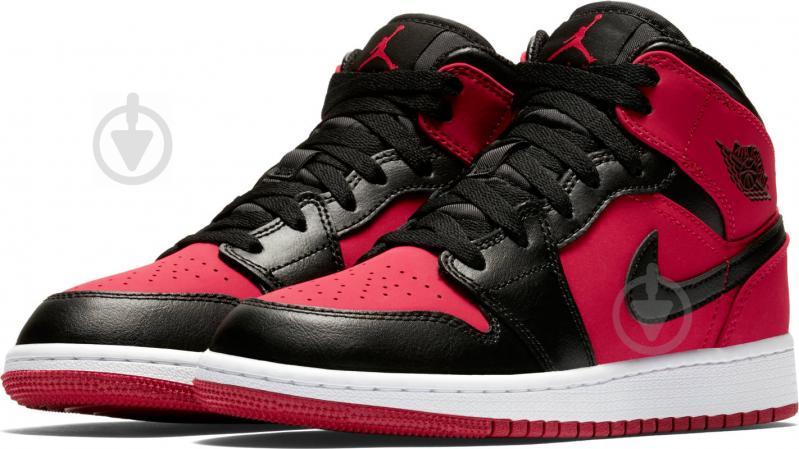 Кроссовки Nike 554724-610 р. 10 красный - фото 1