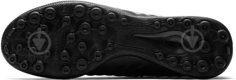 Бутси Nike LUNAR LEGEND 7 PRO TF AH7249-001 10 чорний - фото 3