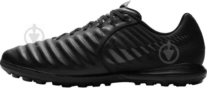 Бутси Nike LUNAR LEGEND 7 PRO TF AH7249-001 10 чорний - фото 1