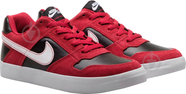 Кеды Nike 942237-610 р. 11 красный - фото 1