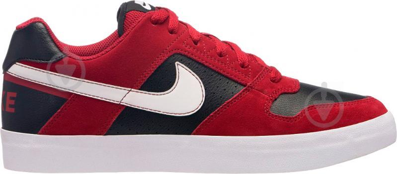 Кеды Nike 942237-610 р. 11 красный - фото 3