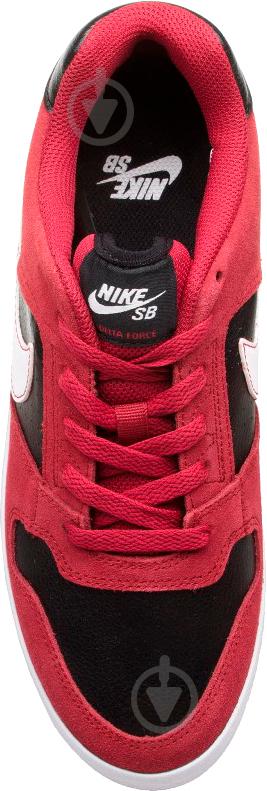 Кеды Nike 942237-610 р. 11 красный - фото 4