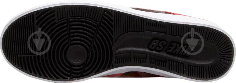 Кеды Nike 942237-610 р. 11 красный - фото 5