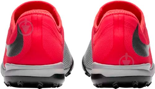 Бутси Nike ZOOM HYPERVENOM 3 PRO TF AJ3817-060 р. 10 сірий - фото 5