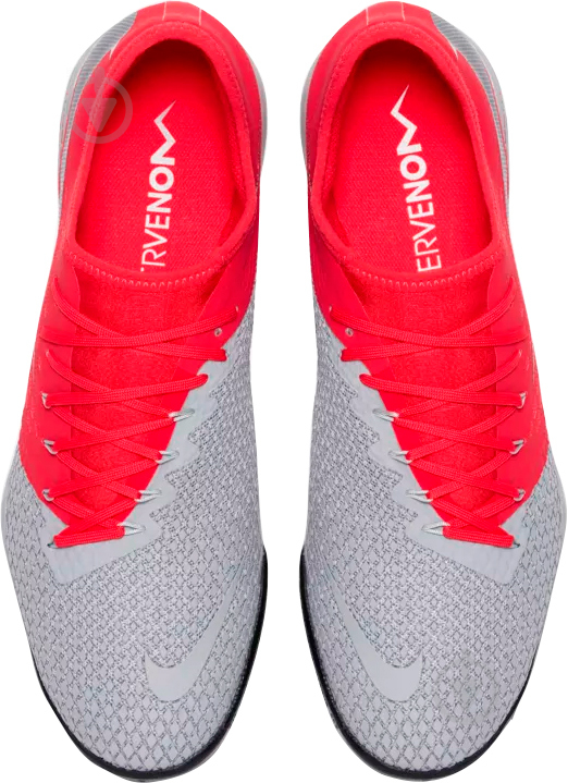 Бутсы Nike AJ3817-060 10 серый - фото 4