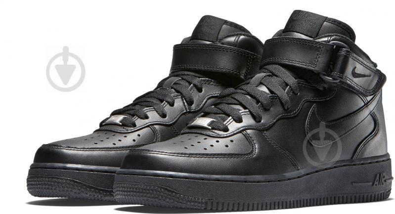 Кроссовки Nike 366731-001 р. 7 черный - фото 1