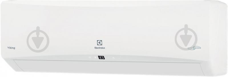 Кондиціонер Electrolux EACS/I-12HVI/N3 (Vikingn Super DS Inverter) - фото 1
