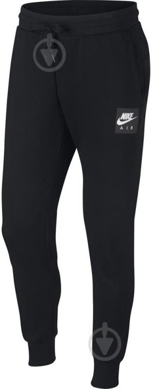 Брюки Nike M NSW AIR PANT FLC р. XL черный 928637-010 - фото 1