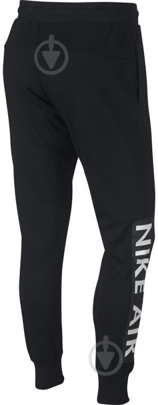 Брюки Nike M NSW AIR PANT FLC р. XL черный 928637-010 - фото 2