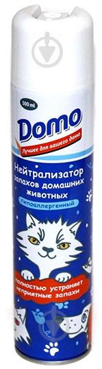 Нейтрализатор запаха Domo от запаха домашних животных 300 мл - фото 1
