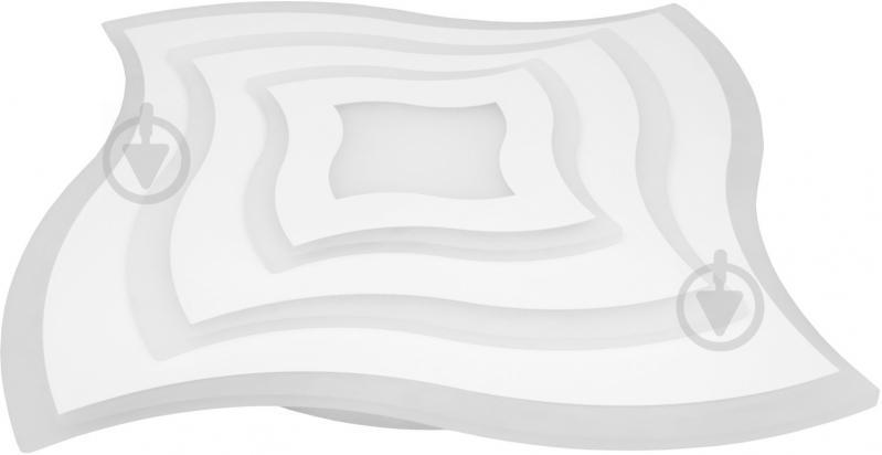 Люстра светодиодная Hopfen Vortex с пультом ДУ 100 Вт белый - фото 3