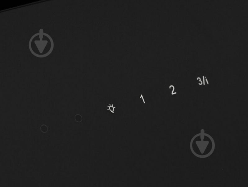 Витяжка Perfelli DNS 6763 B 1100 BL LED Strip - фото 5