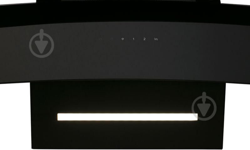 Витяжка Perfelli DNS 6763 B 1100 BL LED Strip - фото 4