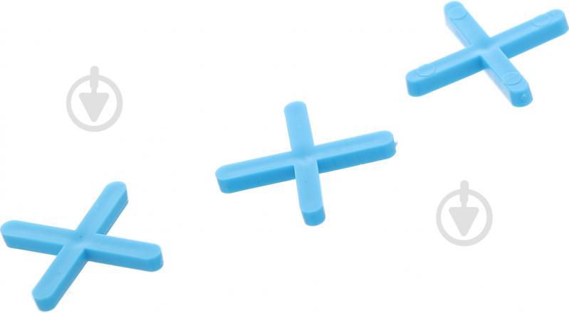 Хрестики дистанційні TMD 3 мм 150 шт./уп - фото 1
