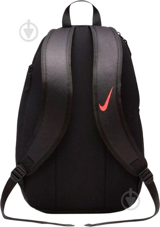 2dadd7438946 Рюкзак Nike Academy Team Backpack 2.0 30 л черный BA5508-011 - фото 2