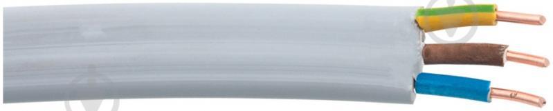 Кабель силовой  Borsan ВВГ-п 3x2,5 - фото 1