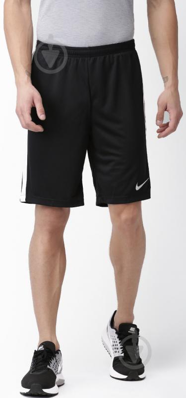 Шорты Nike M NK DRY ACDMY SHORT K 832508-010 р. M черный - фото 3