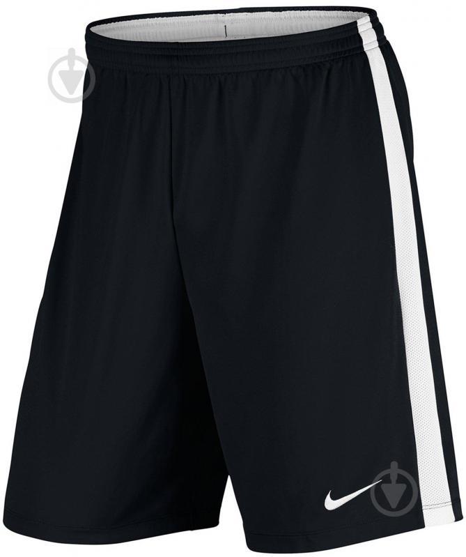 Шорты Nike M NK DRY ACDMY SHORT K 832508-010 р. M черный - фото 1