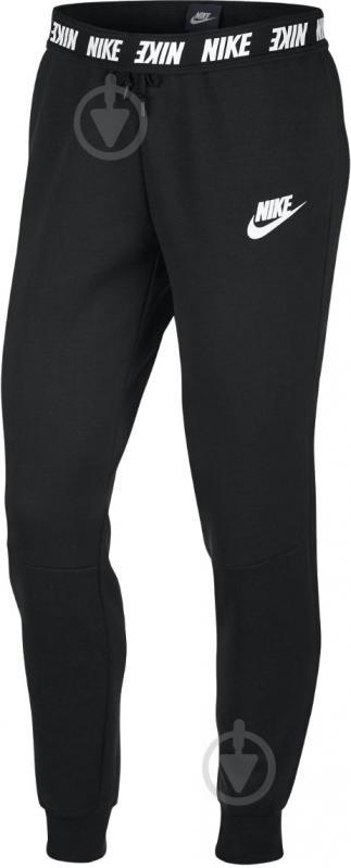 f98506ef ᐉ Брюки Nike W NSW AV15 PANT 885377-010 р. L черный • Купить в ...