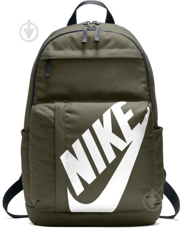 Рюкзак Nike Elmntl зелений BA5381-395 - фото 1