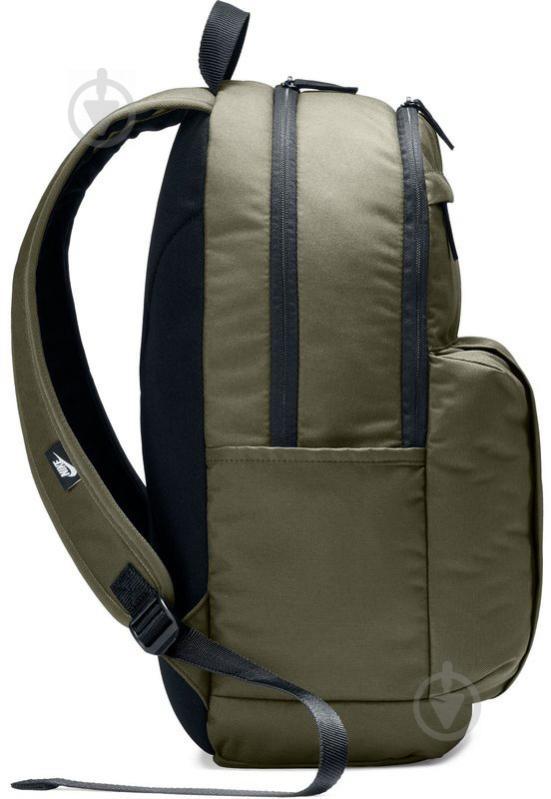 Рюкзак Nike Elmntl зелений BA5381-395 - фото 2