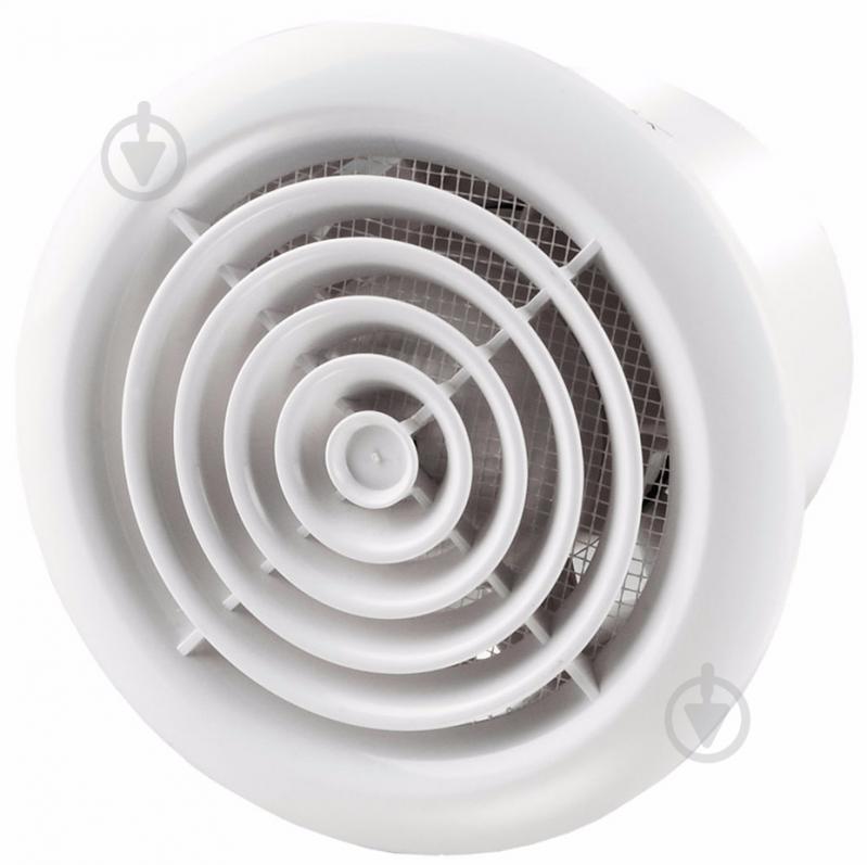 Вытяжной вентилятор Вентс ПФ 100 - фото 1