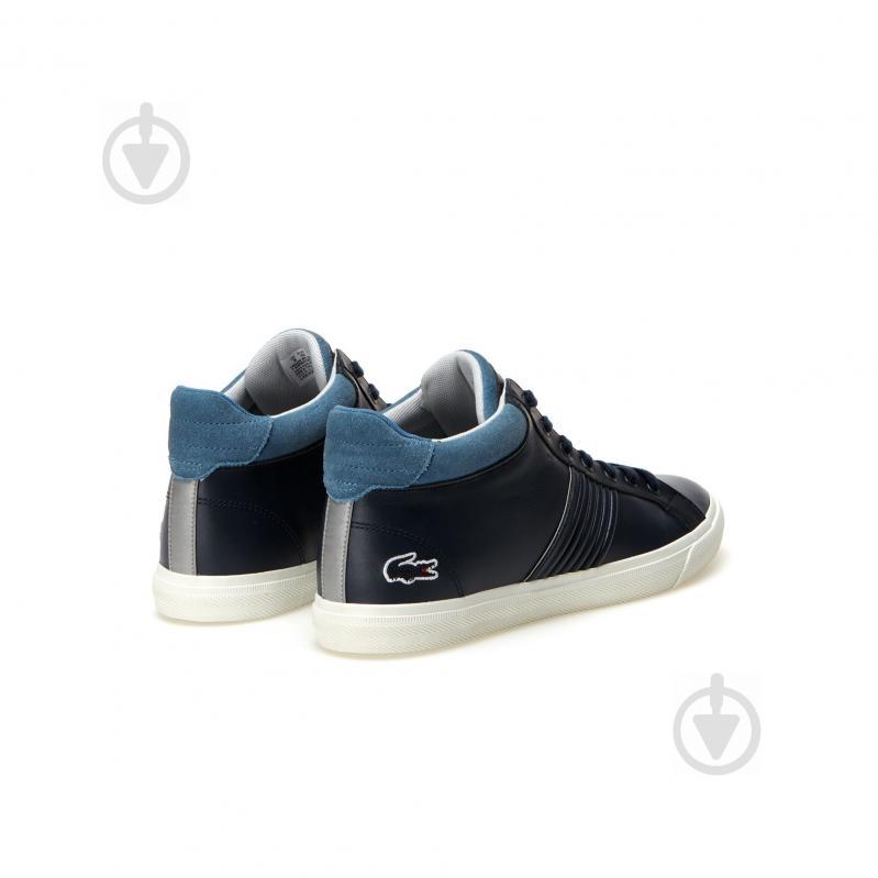 Кеды Lacoste 732SPM0053003 р. 10,5 синий - фото 3