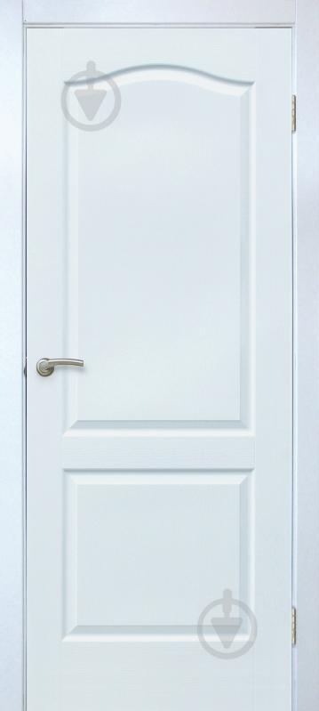 Дверне полотно ОМіС Класика ПГ 600 мм під фарбування - фото 1