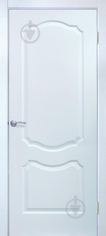 Дверне полотно ОМіС Прима ПГ 600 мм під фарбування - фото 1