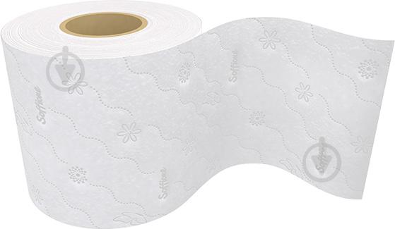 Туалетная бумага Soffione Natural Family pack трехслойная 16 шт. - фото 2