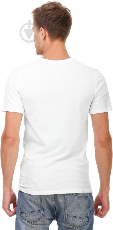 Футболка Nike р. XL белый 742762-100 - фото 3