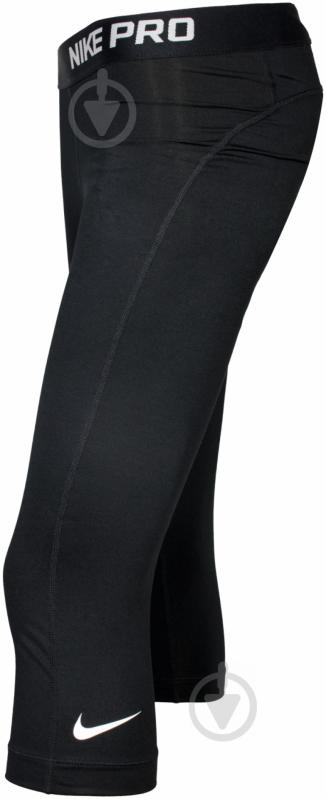 Брюки Nike р. L черный 589366-010 - фото 2