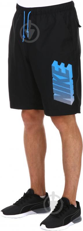 Шорты Nike 727784-010 р. S черный - фото 2