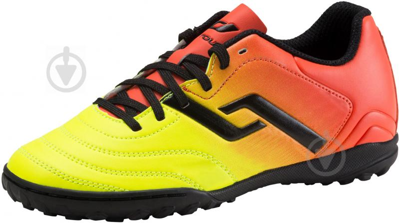 Бутсы Pro Touch Classic II TF JR 274572-900229 33 оранжево-желто-черный - фото 1