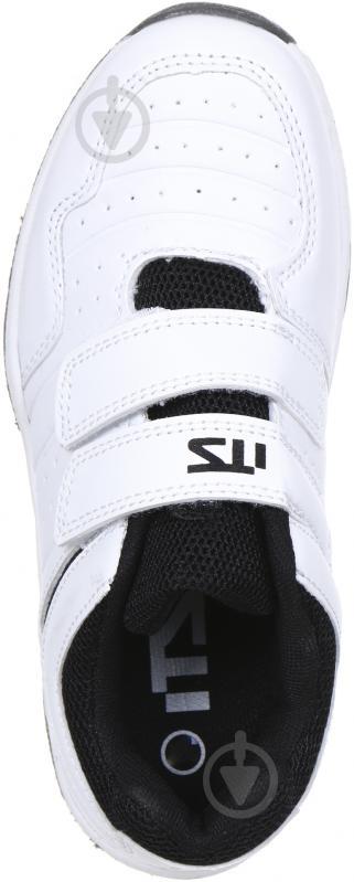 Кросівки ITS Net VLC JR 244277-900001 р. 35 біло-чорно-червоний - фото 4