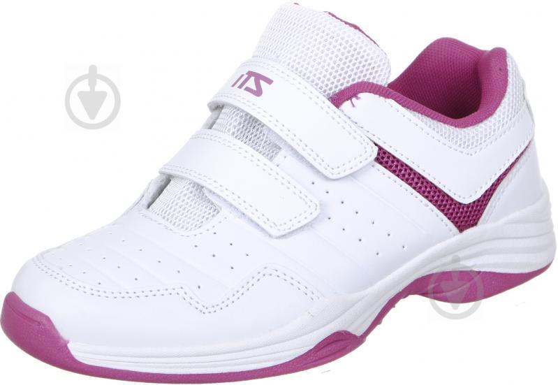 Кросівки ITS Net VLC JR 244277-901001 р. 32 біло-темно-рожевий - фото 1