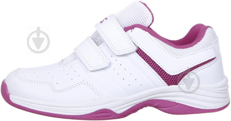Кросівки ITS Net VLC JR 244277-901001 р. 32 біло-темно-рожевий - фото 3