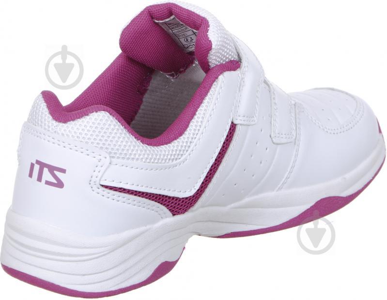 Кросівки ITS Net VLC JR 244277-901001 р. 32 біло-темно-рожевий - фото 2