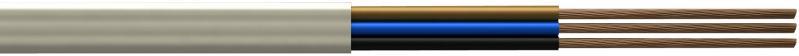 Провід багатожильний  Одескабель ШВВПн 3x1,5 - фото 1