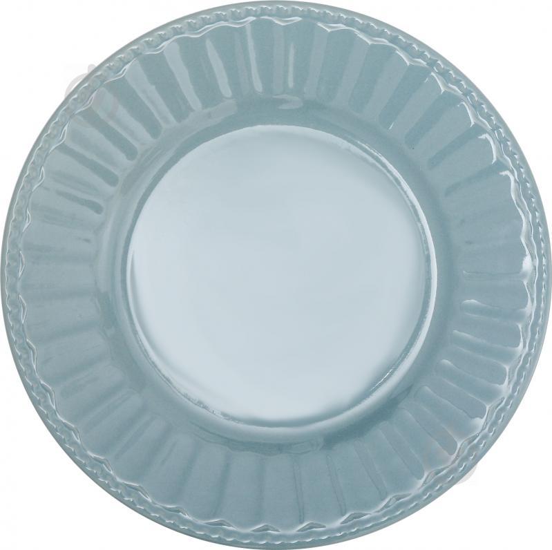 Тарілка обідня Trend 21,5 см HG50-FD11-S Bella Vita - фото 1