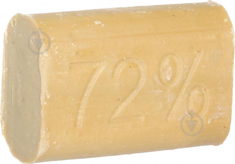 Господарське мило 72% тверде (1-ої групи) 200 г - фото 1