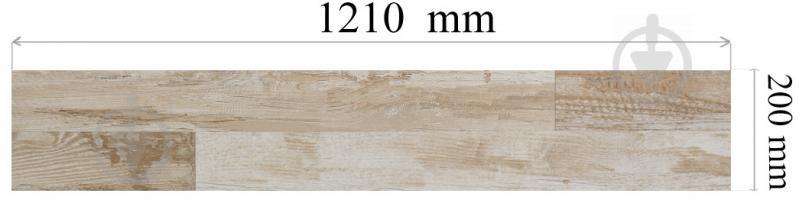 Плитка Emigres Мейсон бейге 20х121 - фото 8