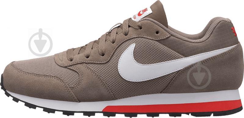 Кроссовки Nike MD RUNNER 2 749794-203 р.8,5 бежевый - фото 1