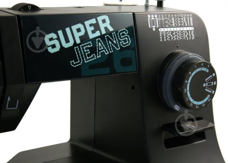 Швейна машина Toyota Super Jeans 26 XL - фото 2
